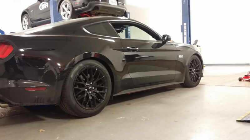 Sp Large Mustang L Front Loweringsprings