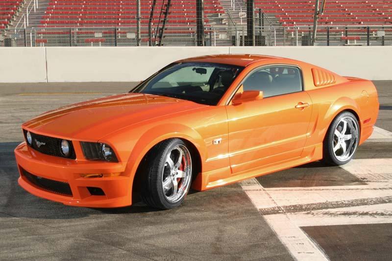 2005 2009 Mustang Gt Front Fascias Bumpers