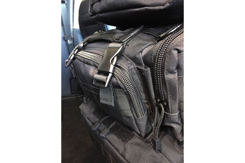 Northwest Seat Covers Mojave Tactical Seat Back Organizer