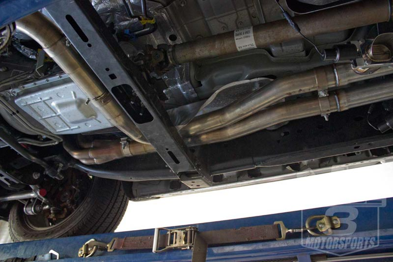 2011 2014 F 150 5 0l Long Tube Headers