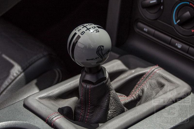 2007-2014 Shelby GT500 Shift Knob S7M-7213-C