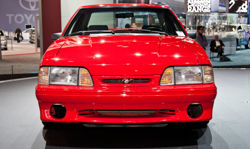 Fox Body Mustang Performance Parts >> 1993 Mustang Information Specifications