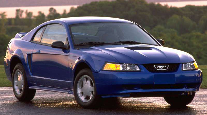 Information amp; Specifications 1999 Mustang