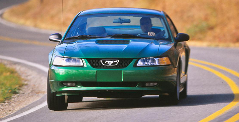 2000 Mustang Information Specifications