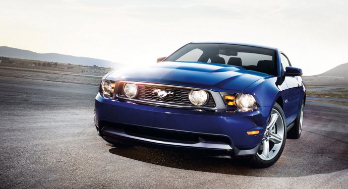 2012 Mustang Information & Specifications