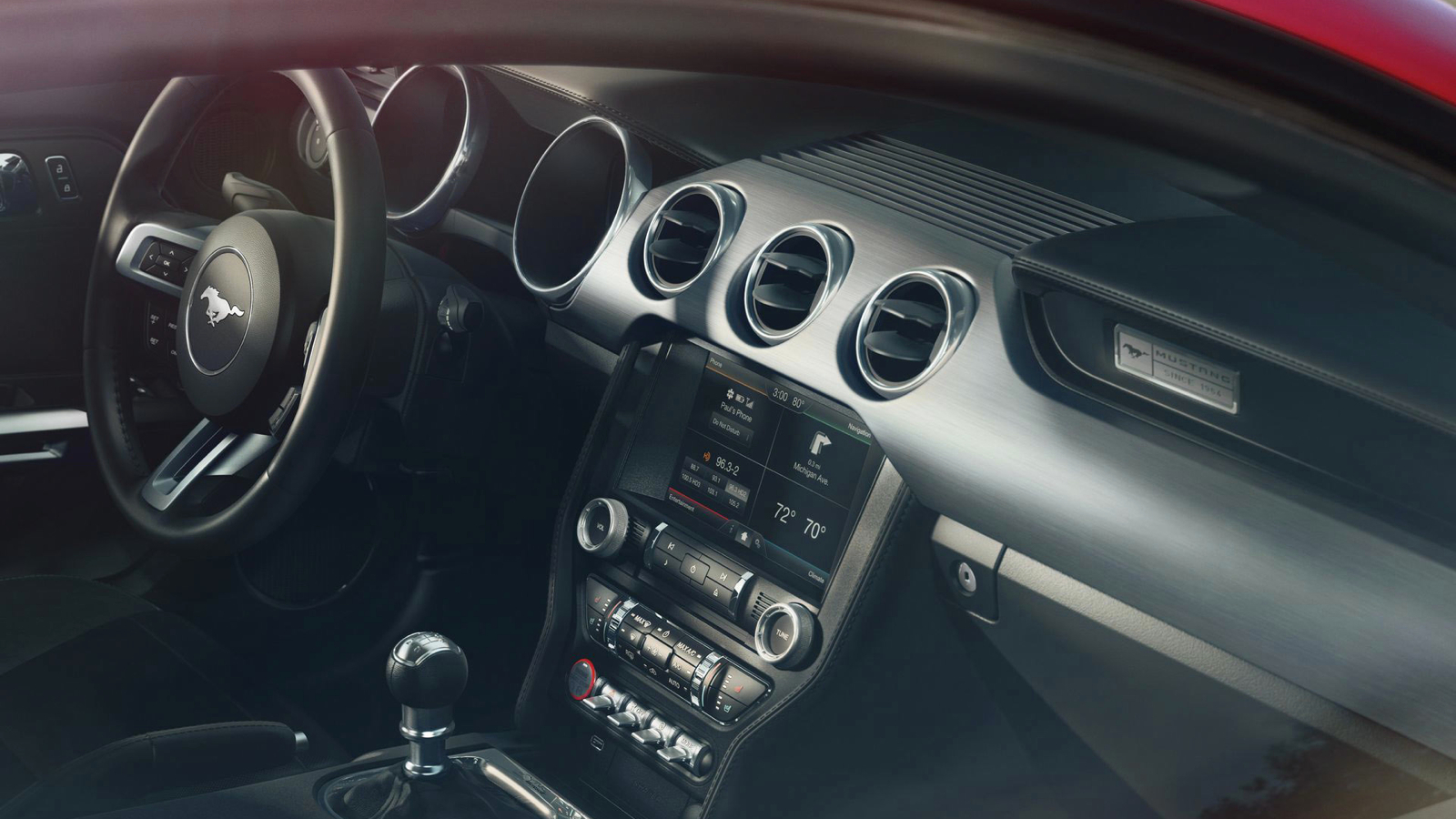 2015 Mustang Performance Parts Specs