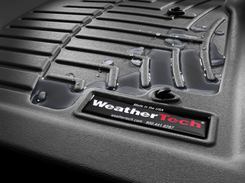 2015 2019 F150 Weathertech Front Floor Mats Digital Fit