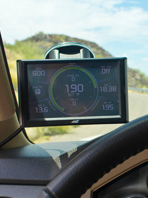 Edge CTS2 Tuner & Dashboard Monitor