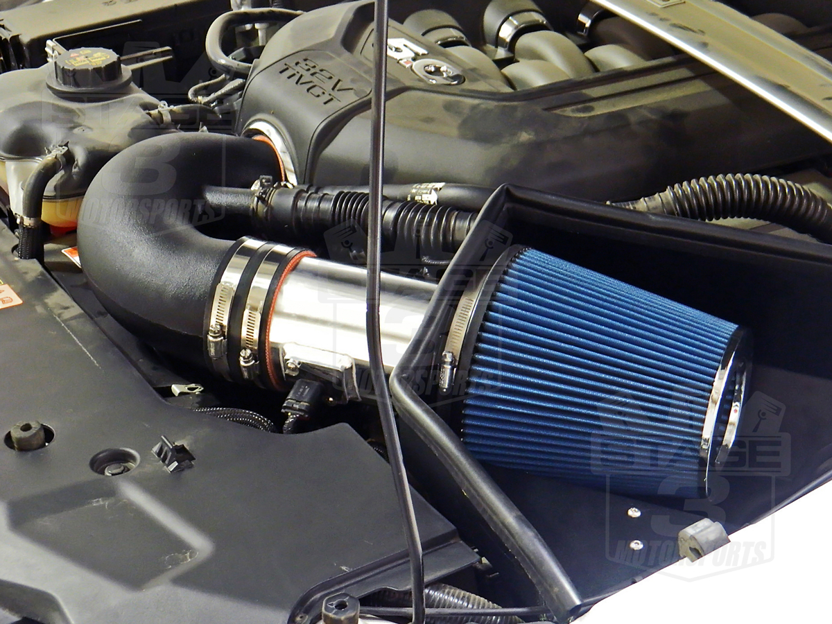 Shelby Gt500 2016 >> 2011-2014 Mustang GT Steeda ProFlow Cold Air Intake ...