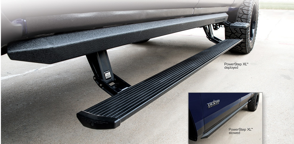 Running Boards For Dodge Ram 2500 >> 2009-2014 F150 AMP Research PowerStep XL Running Boards 77141-01A
