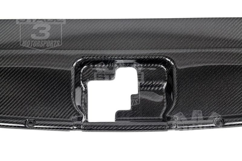 2015 2017 Mustang Trufiber Carbon Fiber Radiator Cover Tc10026 Lg231 Fuse Box Tap To Expand