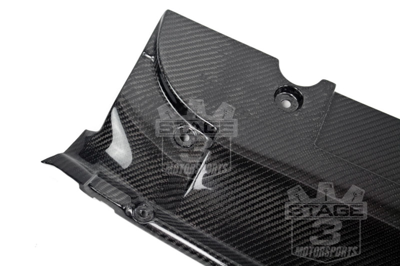 2015 2017 Mustang Trufiber Carbon Fiber Radiator Cover Tc10026 Lg231 Fuse Box Tap To Expand