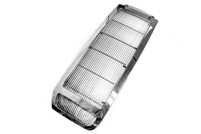 Roush Stage 3 >> 2005-2007 F250 F350 T Rex Chrome Grille Shell & Billet Grille 50561