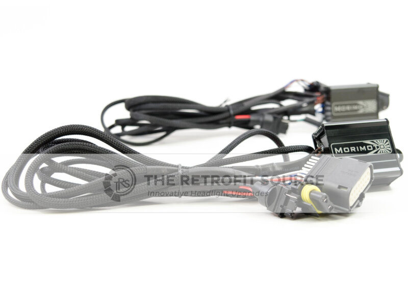 2015 F150 The Retrofit Source Base Halogen to LED Headlight ...