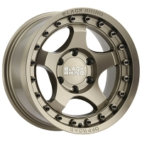 6x139.7mm Bolt Pattern Black Rhino Bantam 18x9