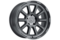 6x139.7mm Bolt Pattern Black Rhino Chase 18x9