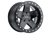 6x139.7mm Bolt Pattern Black Rhino Crawler Beadlock 17x8.5