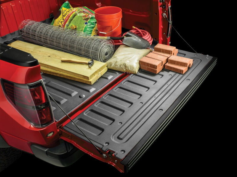 Weathertech Bed Techliner Tailgate Step