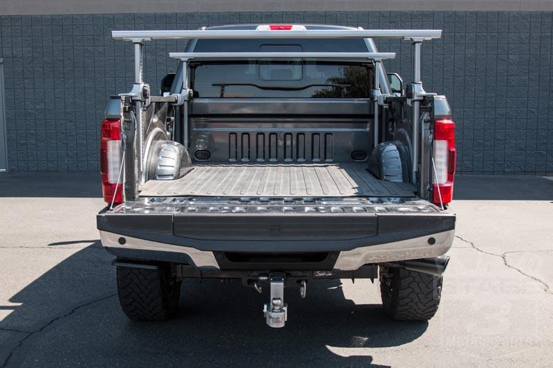2016 F150 Tonneau Cover >> Thule 500XT Xsporter Pro Adjustable Bed Rack System 500XT