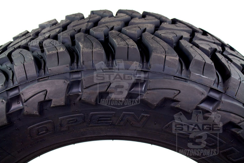 33x12 50r20lt Toyo Open Country M T Radial Tire Toy360330