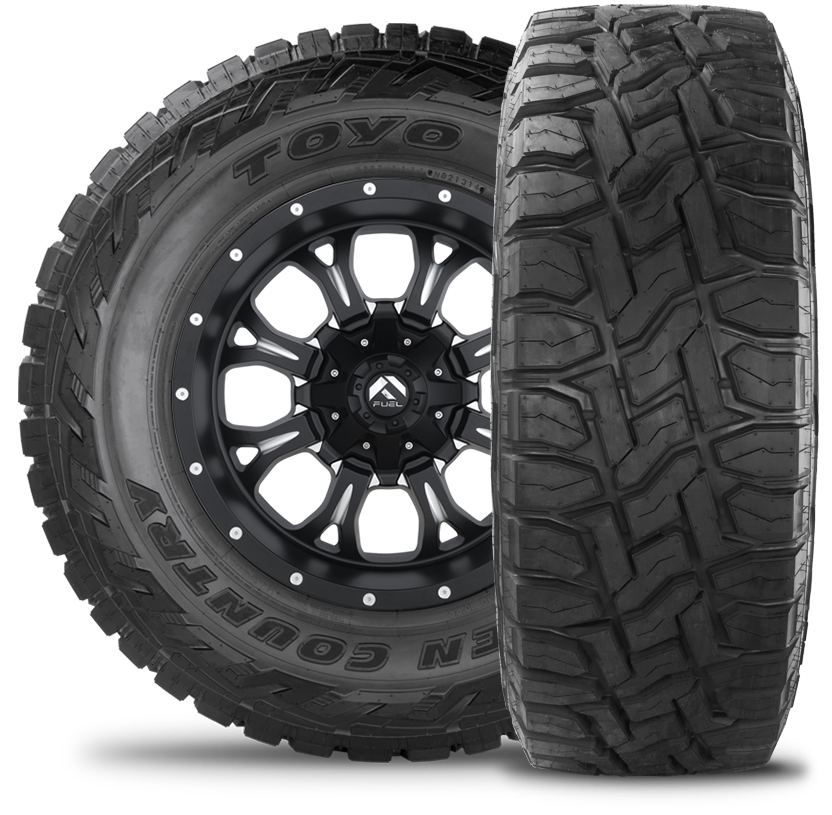 Lt275 65r20 Toyo Open Country R T Rugged Terrain Tire 351200