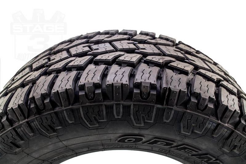 Ford F150 Shelby >> LT305/55R20 Toyo Open Country A/T II All-Terrain Tire 352740