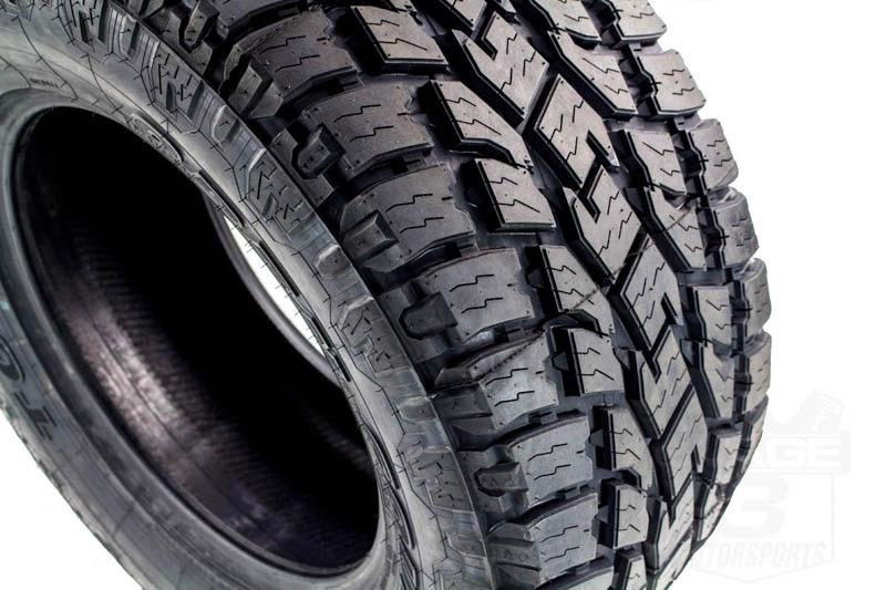 Lt285 70r17 Toyo Open Country Ii Terrain Tire Toy352430 Tires