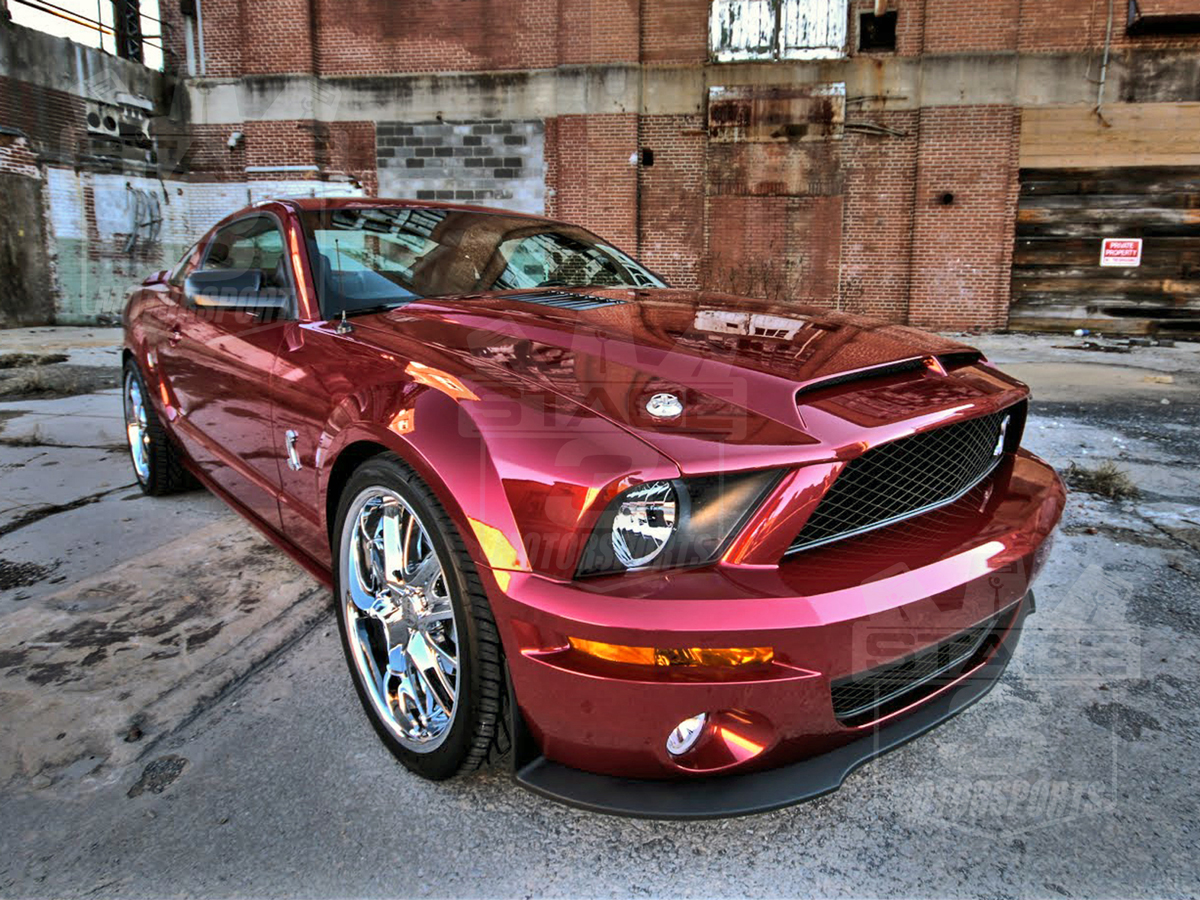 Venom Gt Price >> 2007-2009 Shelby GT500 TruFiber A53KR Venom Hood 10024-A53KR