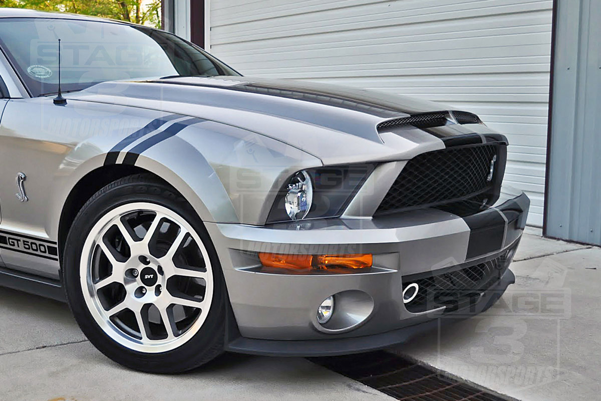 Stage 3's GT500 Ram Air Hood