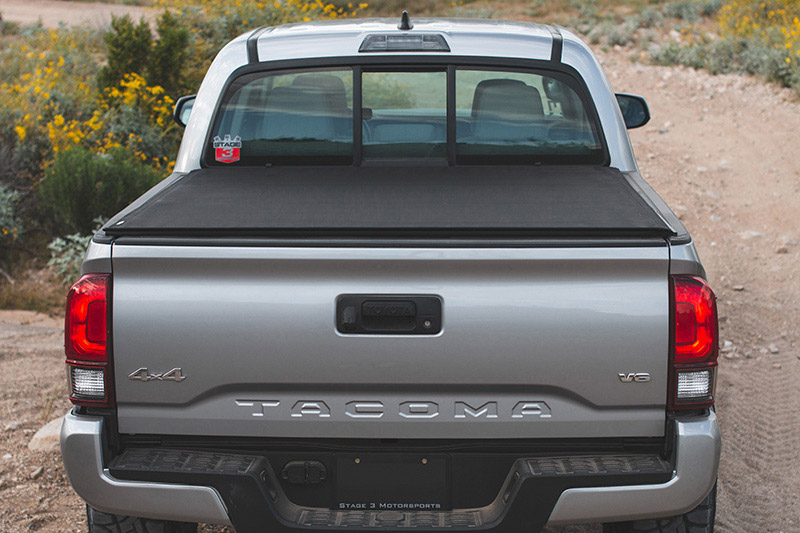 Rolling Tonneau Cover >> 2016-2020 Tacoma 6ft. Bed TruXedo Pro X15 Rolling Tonneau Cover 1457001