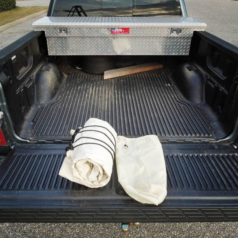 Ford Shelby F150 >> F150 & Super Duty Tuff Truck Cargo Bed Storage Bag - Khaki ...
