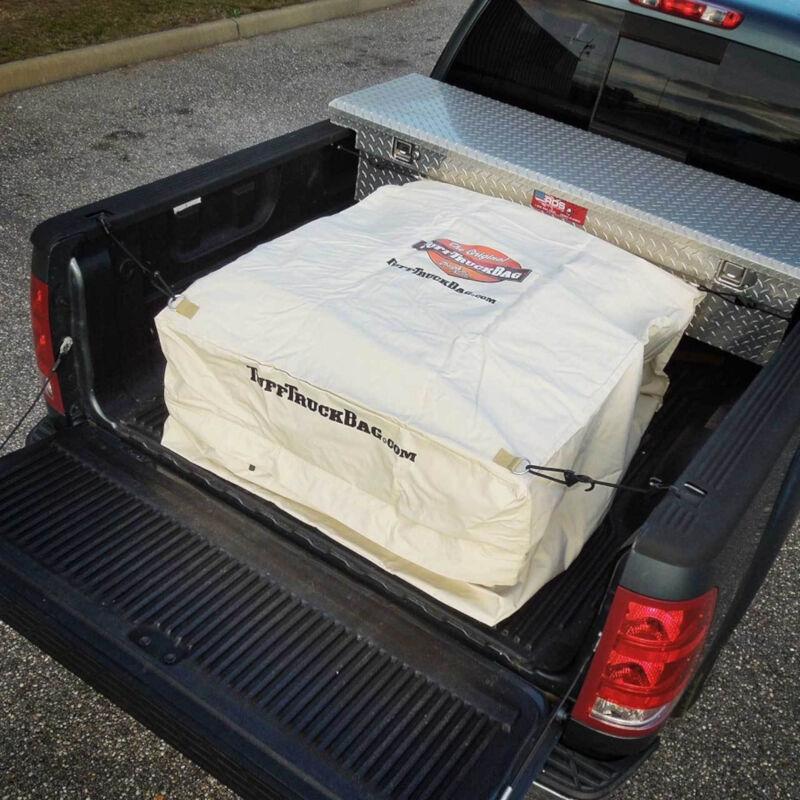 F150 Amp Super Duty Tuff Truck Cargo Bed Storage Bag Khaki