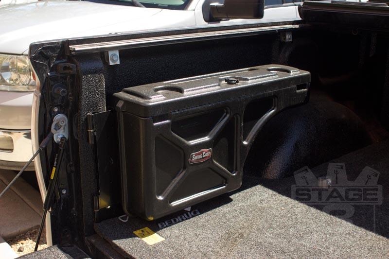 2007 Ford F150 Lariat >> 1997-2014 F150 UnderCover Swing Case Storage Box (Driver ...