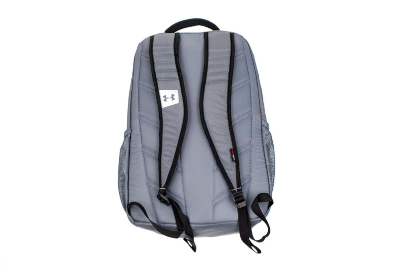 Under Armor Storm Hustle II Backpack with Stage 3 Shield Logo. Touch to zoom 2c3c6dae40571