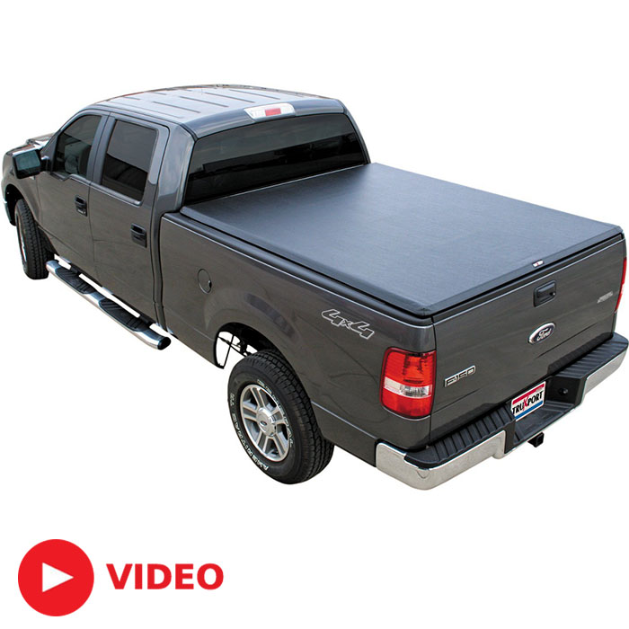 2004-2008 F150 TruXedo TruXport Roll-Up Tonneau Cover 6.5 ft. Beds (w/o Ford Cargo System)