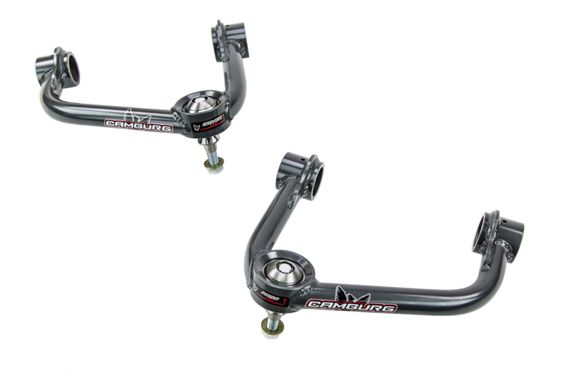 2004-2014 F150 Camburg 1.25 Performance Uniball Upper Control Arms with Caps