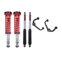 2009-2014 F150 4WD Stage 3 BOSS Trail Suspension Pack 1