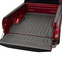 2015-2019 F150 WeatherTech Black Techliner Bed & Tailgate Liner (6.5ft Bed)