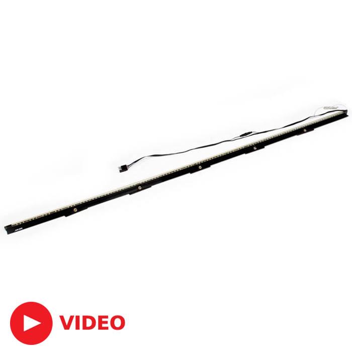 60 recon white lightning tailgate led light bar 26416 mozeypictures Gallery