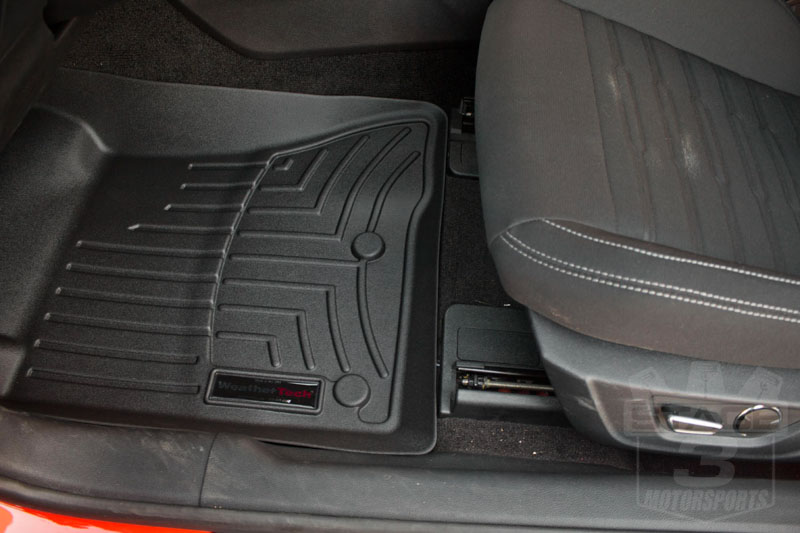 2015 2017 Mustang Weathertech Front Amp Rear Digitalfit