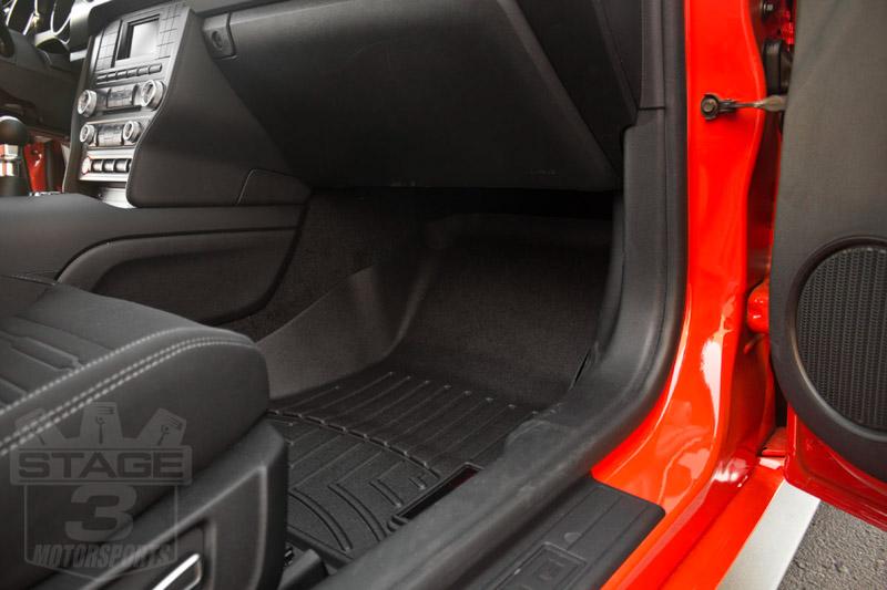 2018 Ford Mustang Floor Mats