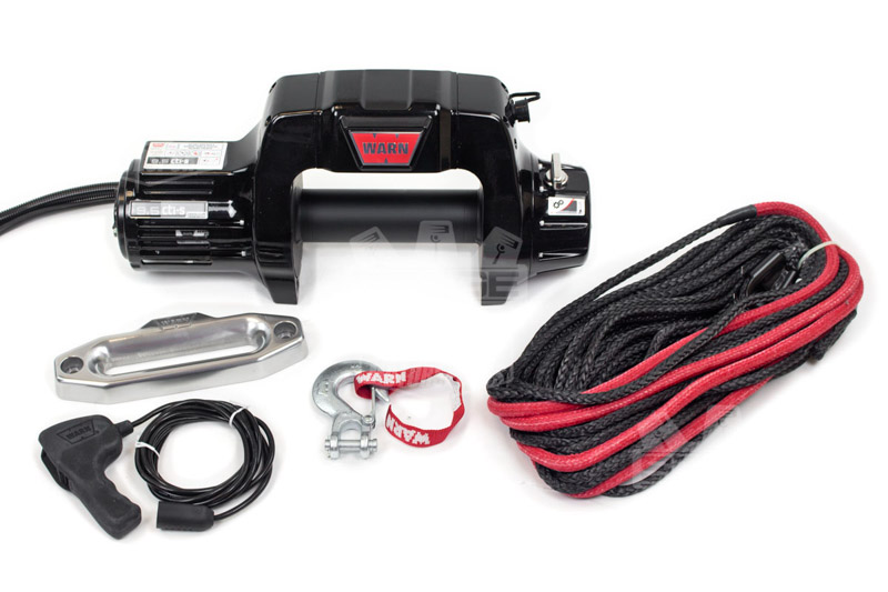 Warn Industries 9.5cti-s Ultimate Performance Series Thermometric Winch