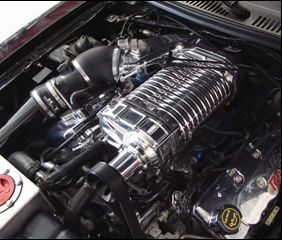 2003 2004 Mustang Cobra 4 6l Whipple W140ax Supercharger