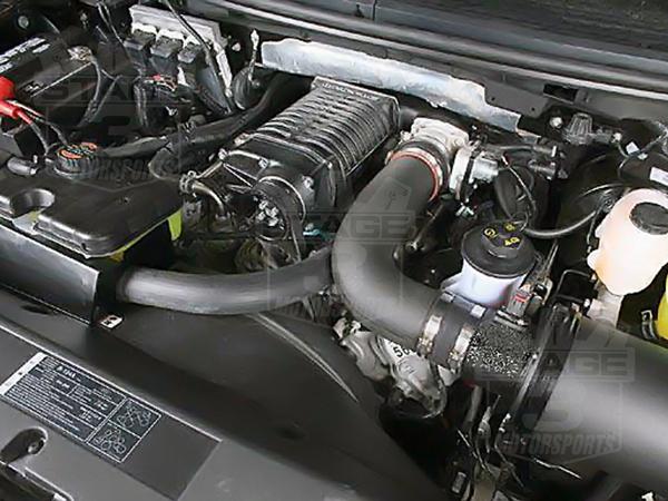 2004 F150 / Mark LT 5.4L Whipple W140AX (2.3L) Intercooled ...