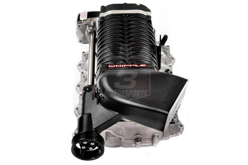 2010-2014 F150 / F250 / Raptor 6.2L Whipple W175AX (2.9L ...