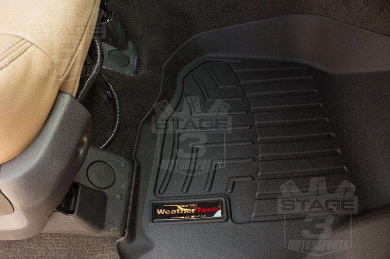 supercrew tech mats weather fit duty digital front ford floor rear weathertech super