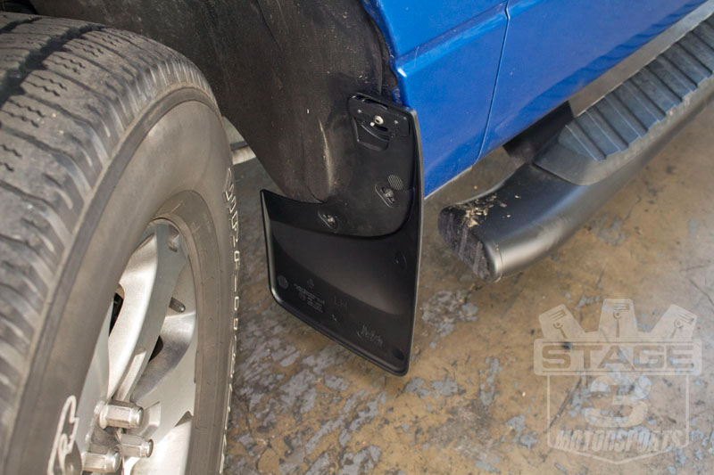 2011 F150 Accessories >> 2004-2014 F150 WeatherTech No-Drill DigitalFit® Mudflaps (Front & Rear) 110002-120002