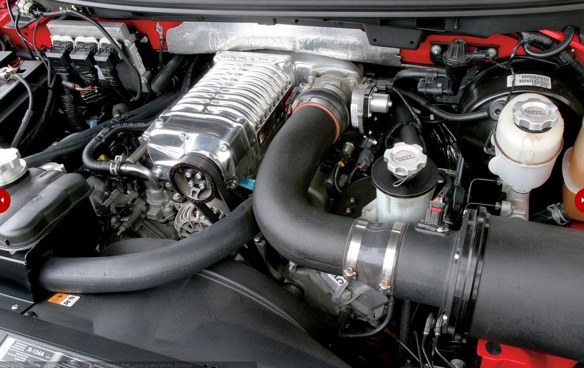 97 5.4 triton supercharger