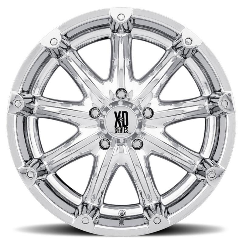 """2016 Ford Super Duty >> 1999-2019 F250 & F350 XD 779 20x9"""" Chrome Badlands Wheel ..."""