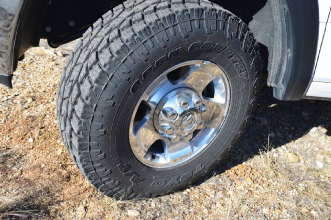 Toyo Rt F150 >> LT285/75R18 Toyo Open Country A/T II All-Terrain Tire TOY352780